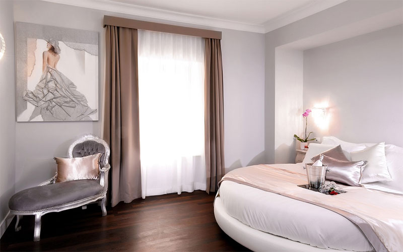 Junior Suite Romantic CONDOTTI – 28 m²